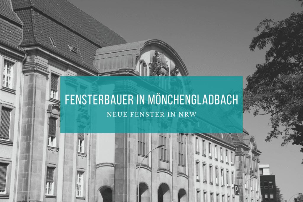 Fensterbauer Mönchengladbach