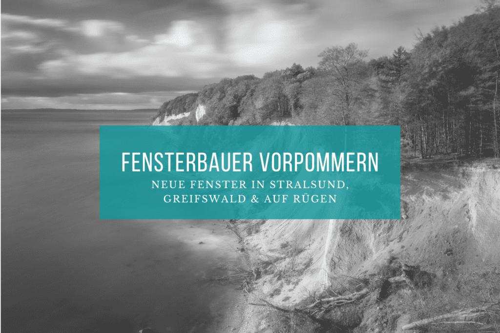 Fensterbauer Vorpommern
