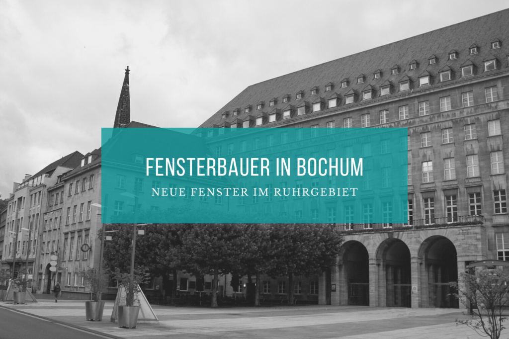 Fensterbauer Bochum