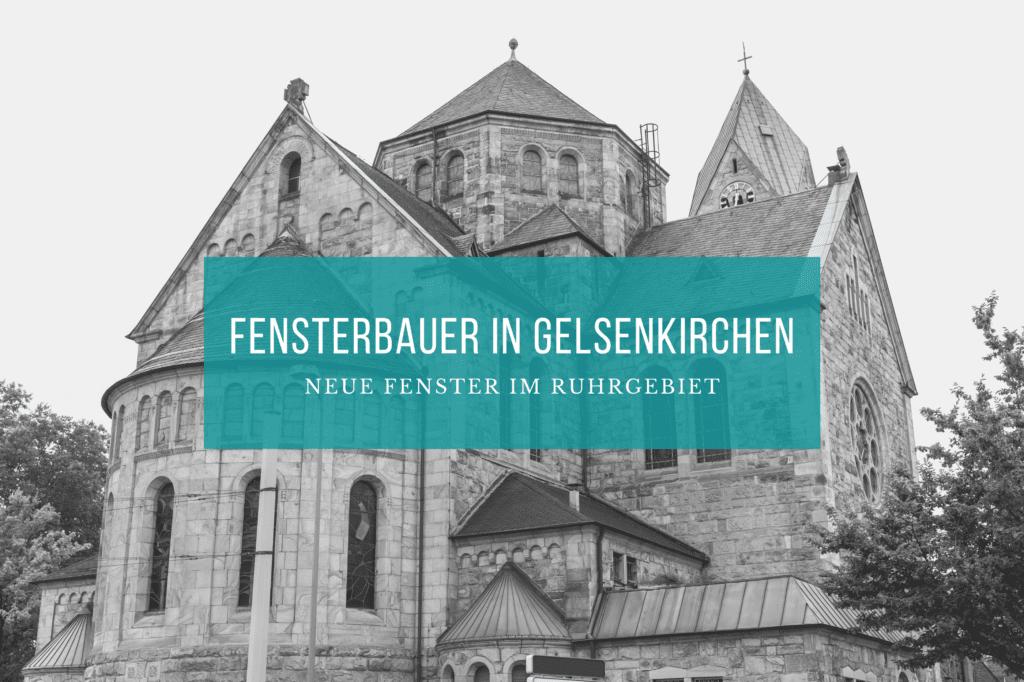 Fensterbauer Gelsenkirchen