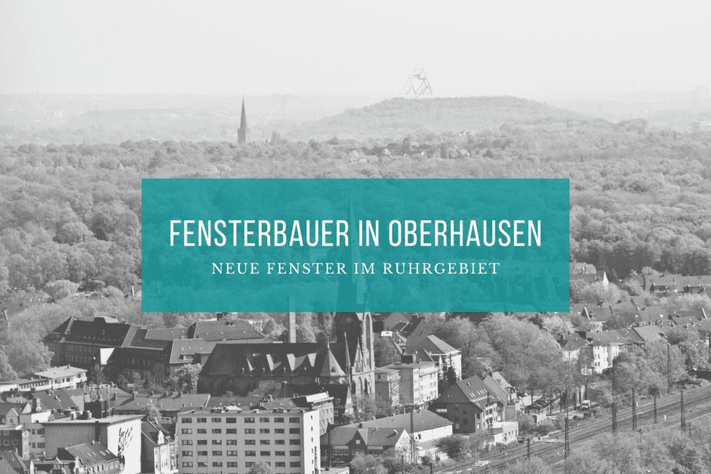 fensterbauer oberhausen